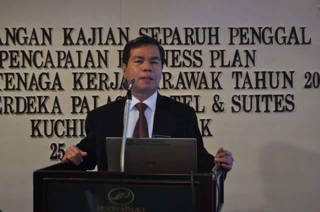 Sarawak tolak BANGLA 2