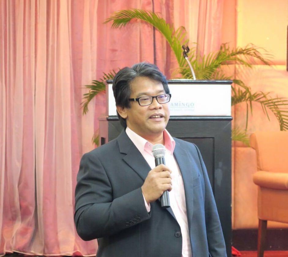 Dr Muhammad Asri Mohd Ali