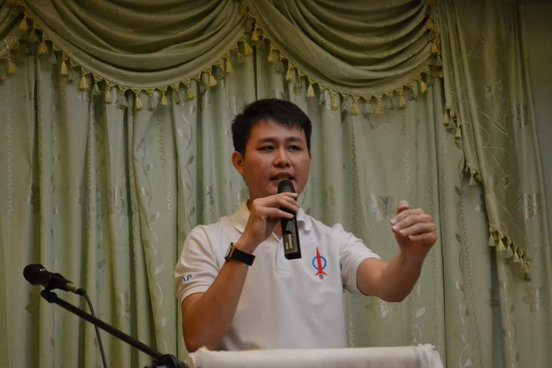 Alan Ling DAP 2