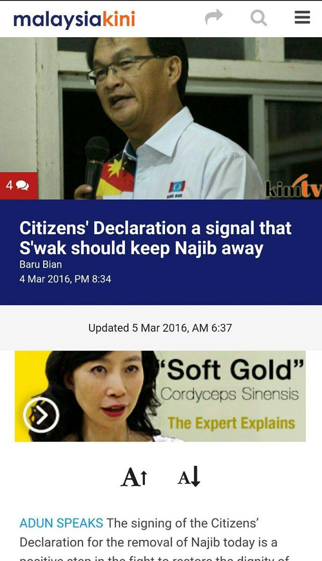 Deklarasi Rakyat 4