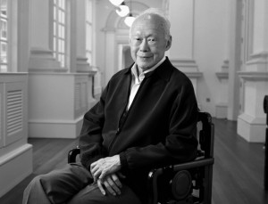 Lee Kuan Yew. Foto: National Museum of Singapore