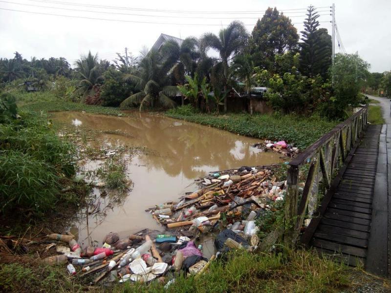 Segera Bersihkan Sampah Sarap Dan Dalamkan Lagi Parit Di Miri Sarawakvoice Com