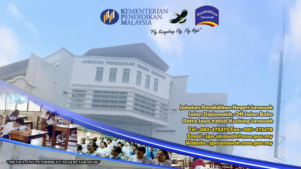 Jabatan Pendidikan Umum 833 Kerja Bernilai Rm36 82 Juta Untuk Tambah Baik Dan Pulih Sekolah Di Sarawak Sarawakvoice Com
