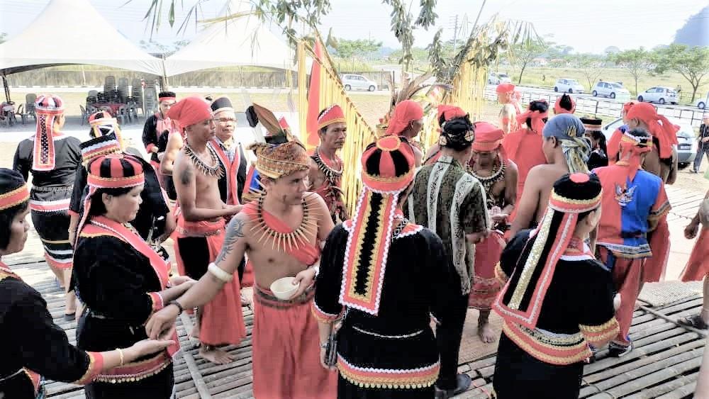 Gawai The Harvest Festival That Glues Dayaks Together Sarawakvoice Com