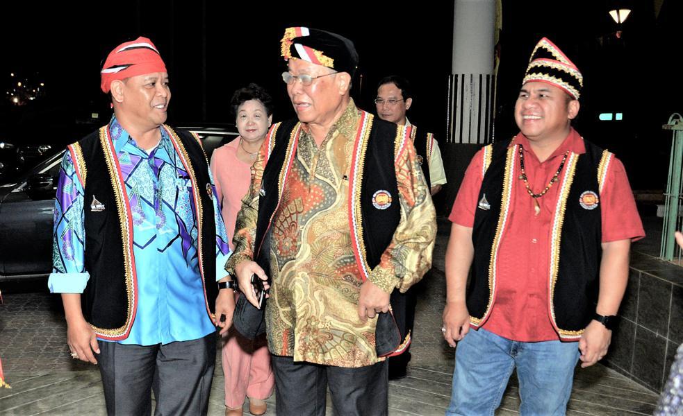Bidayuh Strong When United Sarawakvoice Com